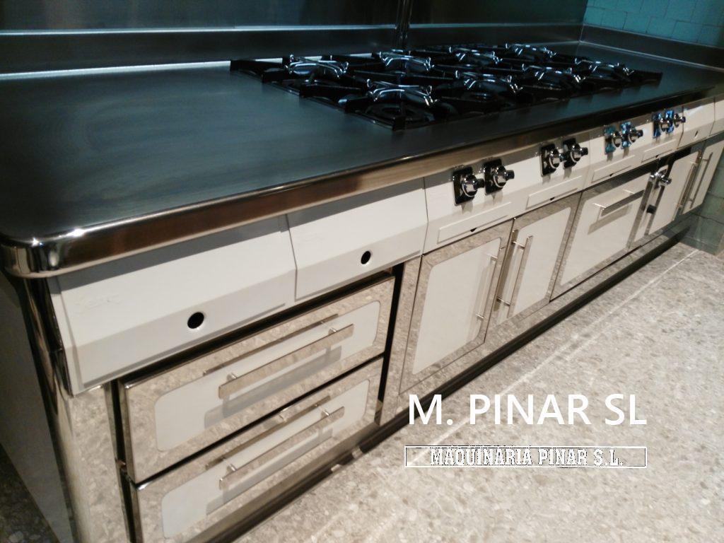 Cocina Lacada a medida 1 - Maquinaria Pinar SL