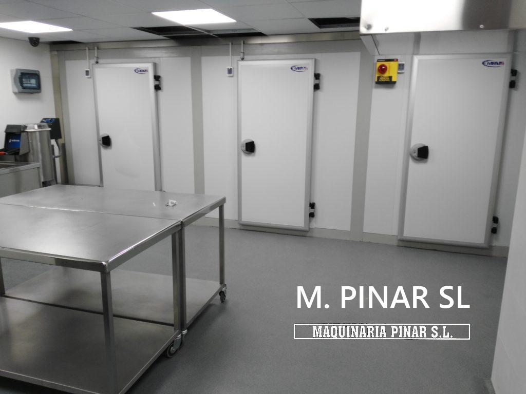 Cuarto Frio 2 - Maquinaria Pinar SL
