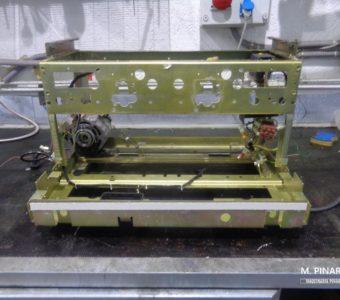 Rectificación Integras Básica 4 - Maquinaria Pinar SL