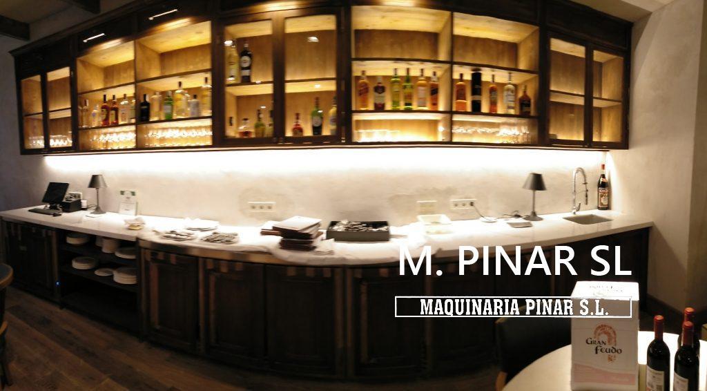 Hoteles 3 - Maquinaria Pinar SL